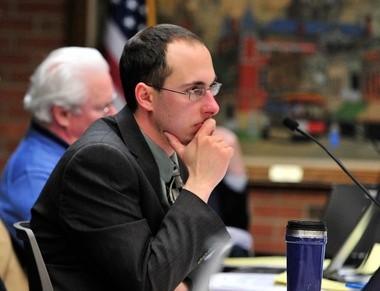 Council Member Chuck Warpehoski, D-5th Ward.