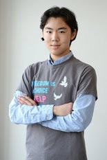 Young Citizen of the Year nominee Jun-Sung Park.