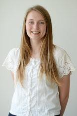 Young Citizen of the Year nominee Marianne Cowherd.