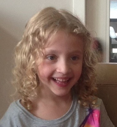 Anna Schwalb, 5, died Wednesday from injuries suffered in a car crash Friday on Geddes Avenue in Ann Arbor.