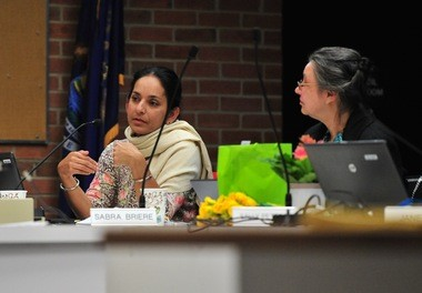 Council Member Sumi Kailasapathy, D-1st Ward, cast the lone vote against the tax break for Mahindra GenZe in Ann Arbor.