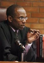 Judge J. Cedric Simpson