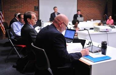 The Ann Arbor City Council voted 11-0 shortly after 1 a.m. Tuesday to approve a revised version of the 2015-16 city budget.