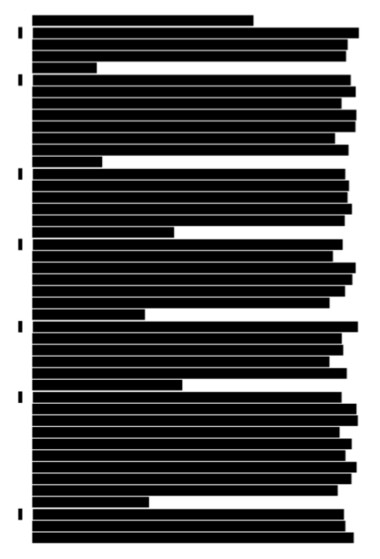 One page of an email from a Federal Railroad Administration official offering feedback on the city's draft alternatives analysis. The city of Ann Arbor heavily redacted the email before providing a copy to The Ann Arbor News under the Freedom of Information Act, saying the ability of officials to engage in frank communications outweighs the public interest in disclosure.