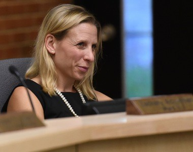Julie Grand, D-3rd Ward, is the primary sponsor of the Tobacco 21 ordinance the Ann Arbor City Council approved on Aug. 4, 2016.