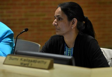 """It has become really worrying for me,"" Ann Arbor City Council Member Sumi Kailasapathy, D-1st Ward, said of recent hate crimes."