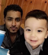 Jose Valle-Rodriguez, 31, shown in a photo with his young son, was taken into custody by ICE agents on May 24, 2017, according to family.