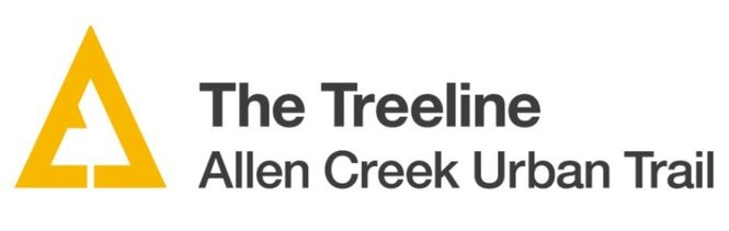 A possible name and logo for a proposed urban trail in Ann Arbor included in a letter from the Allen Creek Greenway Conservancy to the city's staff. The conservancy worked with Phire Group, a local creative-branding agency, to come up with the branding strategy.