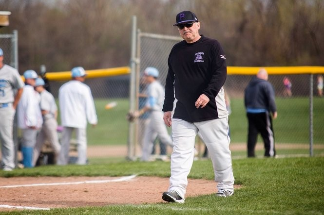 Gerald Holley has been the head coach of the Pioneer High School baseball team since 1995. Ann Arbor Public Schools has placed him on administrative leave.