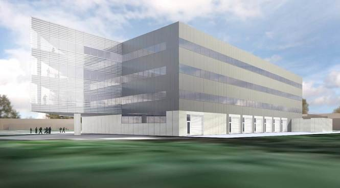 In the not-so-distant future, robotics technologies are expected to be developed at the Ford Motor Company Robotics Building, a $75 million, four-story, 140,000 square-foot facility slated for UM's North Campus.