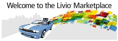 YouTube video: Livio Keys Demo - A Marketplace for Autos and Apps