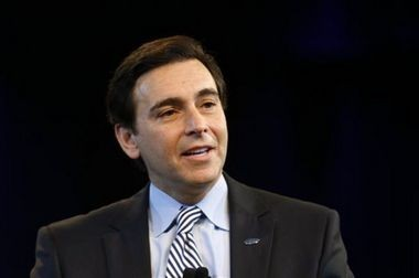 Ford President and CEO Mark Fields