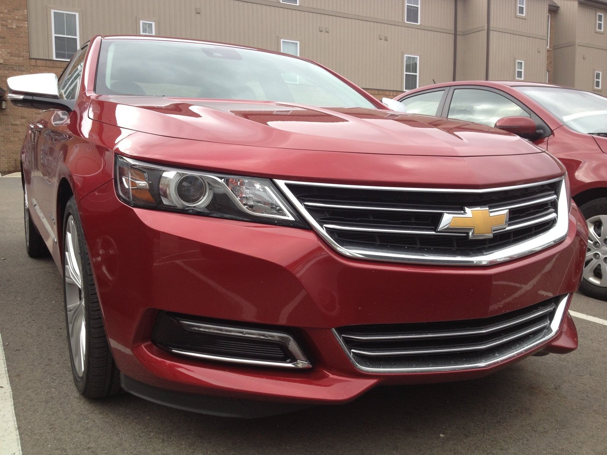 Auto Review | 2014 Chevy Impala a beautiful head turner inside, out -  mlive.com