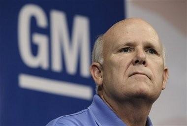 General Motors Chairman and CEO Dan Akerson