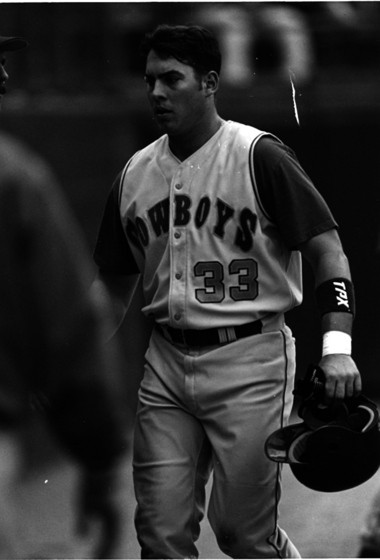 Jason LeCronier was an NCAA Player of the Year candidate during his final season of 1995 at McNeese State. (Courtesy McNeese State University)
