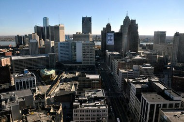 A report expected to be released this week reportedly says downtown Detroit is more educated, wealthy and diverse than the rest of the city. Do you think that's accurate?