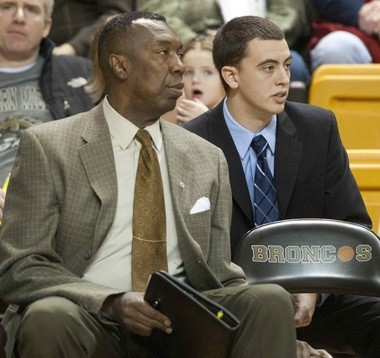 Larry Farmer, left, is expected to return to the WMU men's basketball bench as an assistant coach.