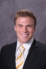 Lukas Hafner made 22 saves in his first collegiate start.