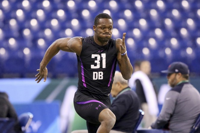 best service 923bc 53fb3 NFL Combine: See how WMU's four football players performed ...
