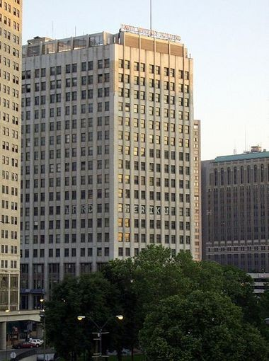 The David Whitney Building in Downtown Detroit.
