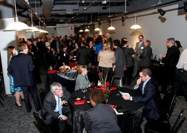 Focus: HOPE hosts a donor reception at the Detroit Historical Museum in February 2013.