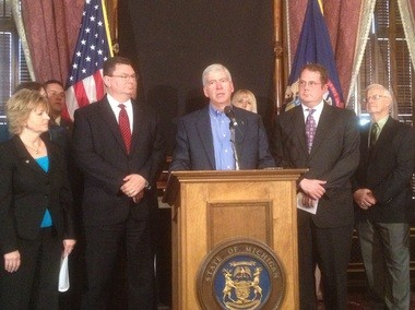 Gov. Rick Snyder last week proposed sweeping changes to Michigan's no-fault auto insurance system.