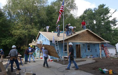 Kalamazoo Valley Habitat for Humanity's program for affordable homeownership is recommended to receive $242,270 in federal funding this year.