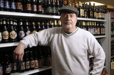 Stephen Siciliano the owner of Siciliano's Market.