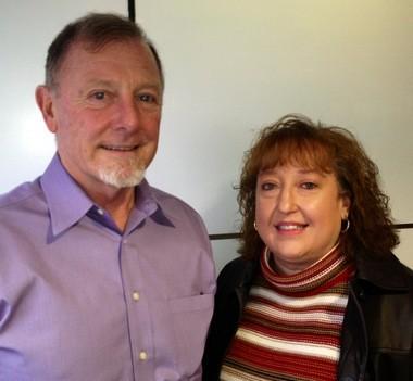 Don Nitz and Debra Mixis