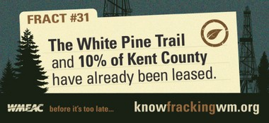 Billboards such as these will be popping up around Kent County this week.