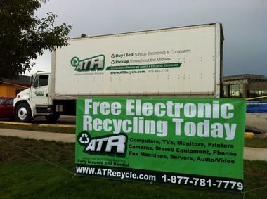 Advanced Technology Recycling (ATR) of Grand Rapids has organized several collection sites that will be open to the public from April 15 to April 22.