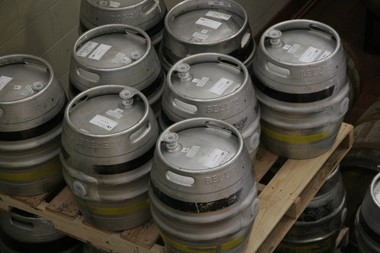 Bell's Brewery Inc. ales are brewed and stored at the brewery's Comstock facility.