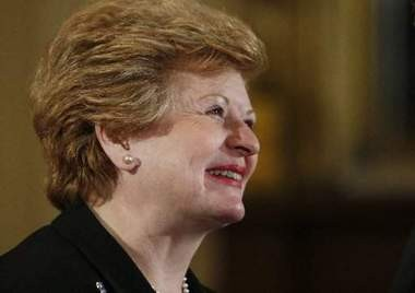 U.S. Sen. Debbie Stabenow said she is waiting for House leaders to send her committee the Farm Bill.