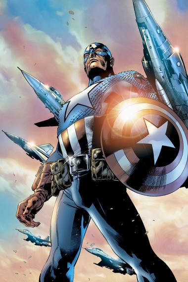 The silver screen success of Marvel characters like Captain America have helped fuel mainstream interest in comic books.