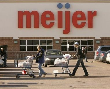 Meijer plans to update four Meijer stores in the Dayton area.