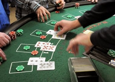 The Little Traverse Bay Bands of Odawa Indians needs Mackinaw City Village Council approval to build a Class III gaming facility with table games like blackjack.