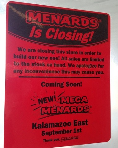Menards in Portage to close as Gull Road store opens - mlive com