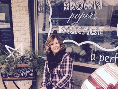 Holly Grondman is the proprietor of Brown Paper Package which sells new, used, reposed, antique and vintage home decor and gifts. The shop is located at1503 Plainfield Ave. in Grand Rapids.