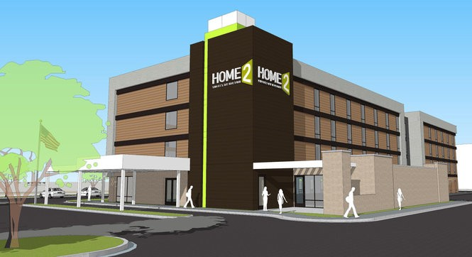 Construction on the $13 million hotel will begin this spring and is expected to be completed by the spring of 2018.