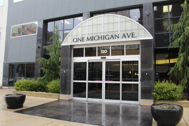 Grand Rapids-based Vision Real Estate Investment announced it has acquired One Michigan Avenue, a 10-story office building at 120 North Washington Square.