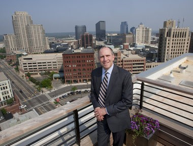 Grand Rapids developer Sam Cummings of CWD Real Estate helmed a state task force in 2011 to find alternative for historic redevelopment tax credits after those credits were eliminated under Gov. Rick Snyder's budget cutting.
