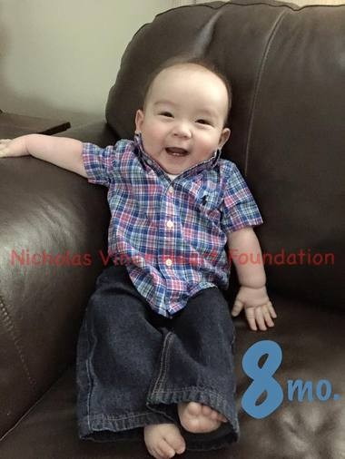A fundraiser is set for April 30 at the Biggby Coffee at 1033 Gezon Parkway in Wyoming, to raise money for the Nicholas Viner Heart Foundation.