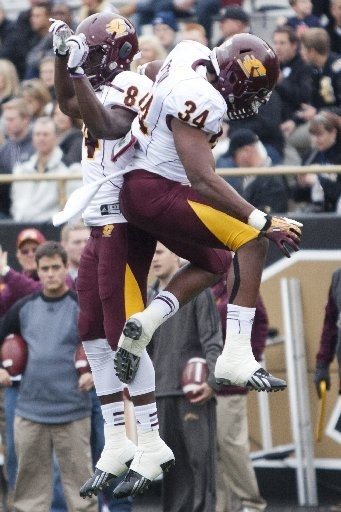 CMU's Titus Davis was named to the first team All-MAC squad and team MVP in 2013.