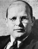 Dietrich Bonhoeffer was hung for fighting Nazi oppression in 1945.