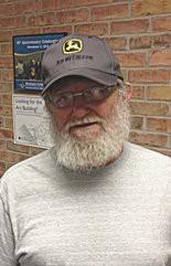 Ken Schultz owns a 125-acre Ravenna Township farm.