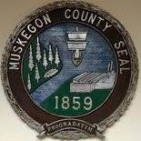 The Muskegon County seal is shown in this file photo.