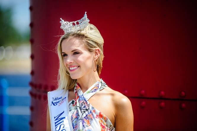 Miss Michigan 2017 poised to compete for Miss America crown