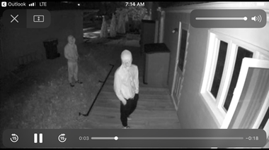 Battle Creek police release surveillance photo after rash of burglaries on the city's south side.