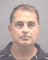 Paul Thomas Gabriel's jail booking mug.