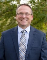 Todd Jacobs, incoming president of the Community Foundation for Muskegon County